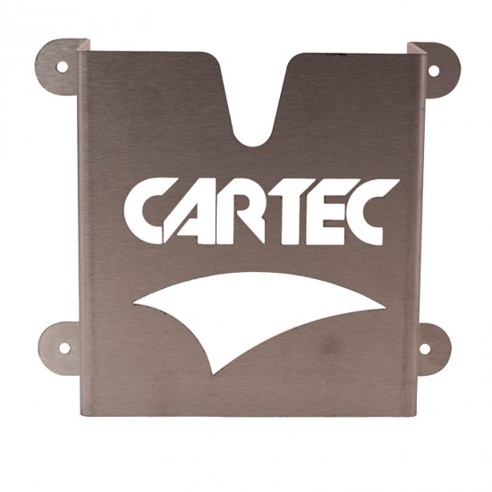 CARTCE WALL MOUNTED POLISHER HOLDER