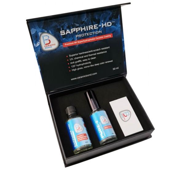 Ceramic Bond Sapphire - HD  50ml kit