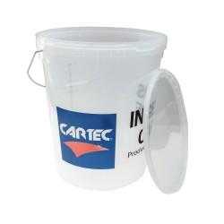 CARTEC BUCKET 21 LT