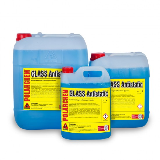 GLASS ANTISTATIC