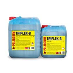 TRIPLEX BLUE